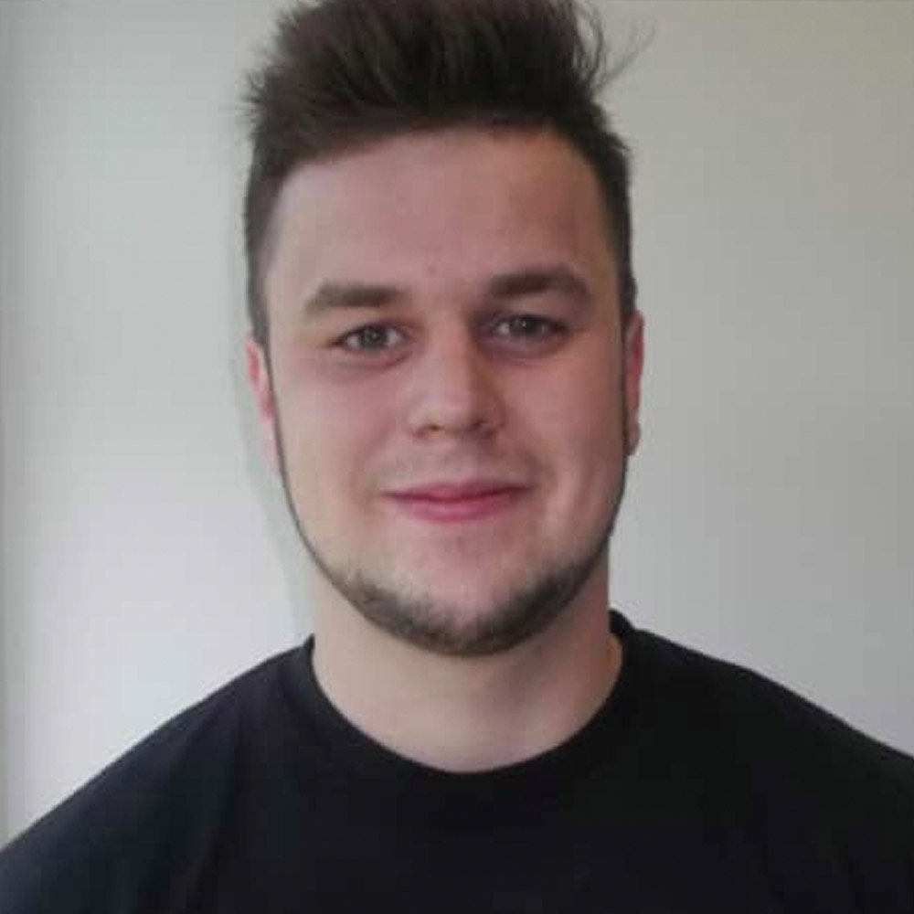 SMARTech energy apprentice electrician Jordan Chidlow