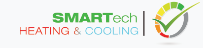 SMARTech Heating & Cooling logo
