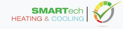 SMARTech Heating & Cooling logo